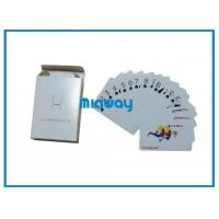 Buy cheap Card,Playing card,Poster Playing cards from wholesalers