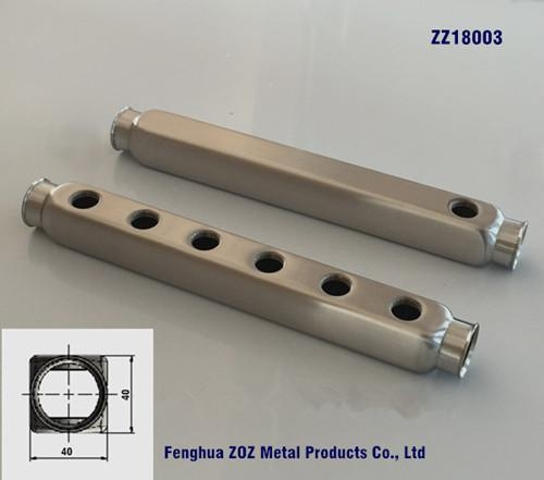 Stainless steel manifolds pipe zz