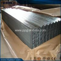 Buy cheap galvanized Roof sheets price per sheet from wholesalers