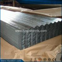 Buy cheap from shandong galvanized shear strength of galvanized steel sheet from wholesalers