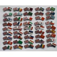 Buy cheap COUNTRY FLAG LAPEL PINS from wholesalers