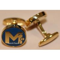 Buy cheap Gold Cufflink from wholesalers