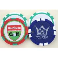 Buy cheap Poker Chip Gold Ball Markers from wholesalers