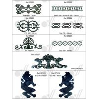 Buy cheap Metal Ornament Cast Iron Ornament-11 from wholesalers