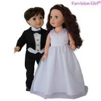 Buy cheap Fashion girl doll 18 hard body doll wholesale boy and girl vinyl doll from wholesalers