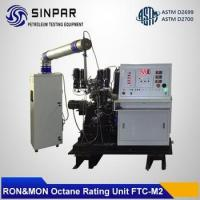 Buy cheap Research and Motor method Octane testing machine FTC-M2 from wholesalers