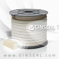 Buy cheap Pure PTFE Teflon Gland Pump Valve Packing with Oil from wholesalers