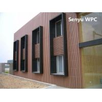 Buy cheap Realistic WPC Wall Panel Pictures from wholesalers