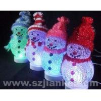Buy cheap Promotional USB LED Lighting Snowman with Logo Printing (5004) product