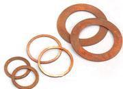 Buy cheap Solid Copper Gasket from wholesalers