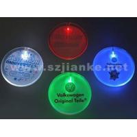 Buy cheap Promotional Flashing LED Light Lapel Pin with Logo Printed (3569) from wholesalers