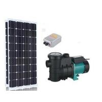 Buy cheap SPJ Solar Swimming Pool Pump from wholesalers
