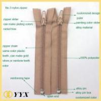 Buy cheap No.5 DTM nylon separating zipper for jackets from wholesalers
