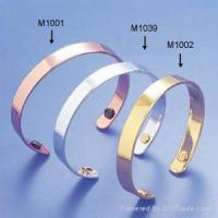 Buy cheap Copper Magnetic Bracelet from wholesalers