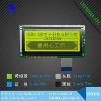 Buy cheap Monochrome LCD Product model:CH19264A-FFC from wholesalers