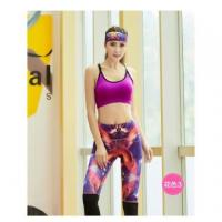 Buy cheap ladies colorful leggings sublimation running tights from wholesalers