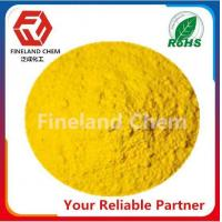 Buy cheap Pigment Yellow 183 with good heat resistance reddish color shade for plastic CAS NO:65212-77-3 product