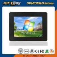 Buy cheap Water Proof PC & monitor 12.1'' CPUi3 computer with touch screen from wholesalers