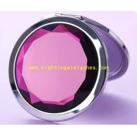 Buy cheap metal Pocket Mirror from wholesalers