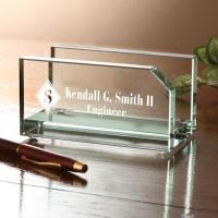 Buy cheap Crystal Business Card Holder product