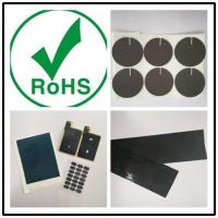 Buy cheap EMC absorber materials Magnetic fabric magnetic material from wholesalers