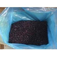 chinese IQF/ Frozen wild blueberry in 2015