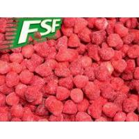 wholesale price for IQF/frozen whole strawberry in 2014