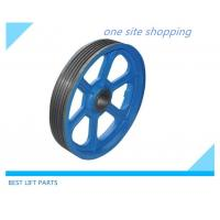 Buy cheap Products Otis elevator traction wheel 750*4/5*13 from wholesalers