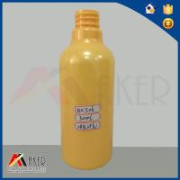 Buy cheap Empty Shampoo Lotion Plastic Bottles For Sale product
