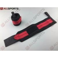 Buy cheap Cotton Made Weight lifting Wrist Wraps/wrist support from wholesalers