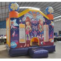 Buy cheap GB-278 Girl's thing bounce house from wholesalers