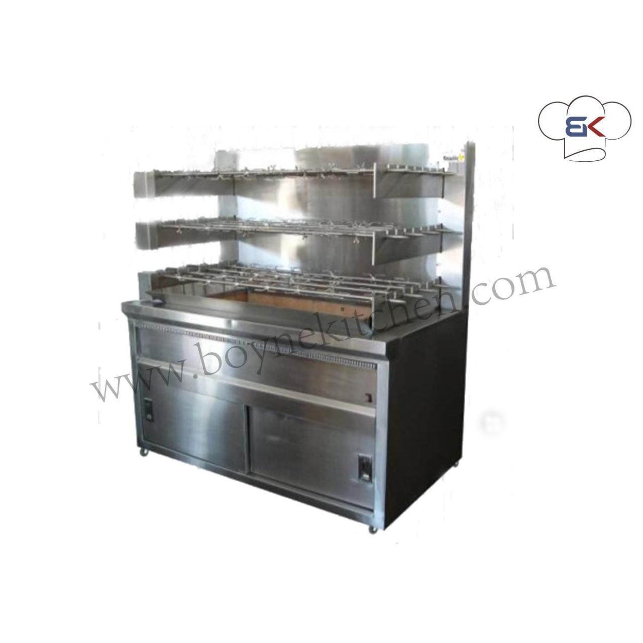 Buy cheap Charcoal Chicken Rotisseries Indian Kitchen Equipment from wholesalers