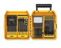 Buy cheap DeWALT DW2583 65 Pc Impact Ready Contractors Screwdriver Bit Set from wholesalers