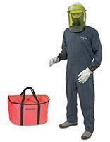 Buy cheap Cementex CFRCA12-M2 Class 2 FR Coverall Kit, 12 CAL, Medium from wholesalers