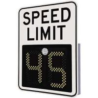 Buy cheap SafePace 550 Variable Speed Limit Radar Sign from wholesalers