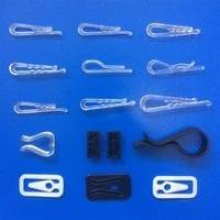 Buy cheap 2 inch chear or balck plastic shirt clips and socks clip from wholesalers