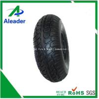 Buy cheap Black 9 Scooter Tire ,Scooter Wheel , PU Solid from wholesalers