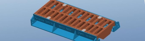 Buy cheap Cast / Ductile Iron Gratings from wholesalers