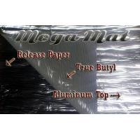 Buy cheap 25 Sq Ft Mega Mat Butyl Bulk Pack Install Kit Included from wholesalers