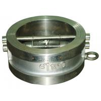 Buy cheap Check Valves: Wafer Type Dual Disc Check Valve from wholesalers