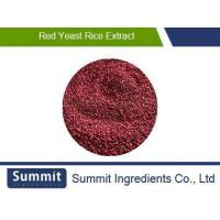 Buy cheap Red yeast rice extract 1% Total Monacolin k,powder,Monascus purpureus,functional from wholesalers