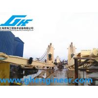 Buy cheap Electric hydraulic Marine deck Crane from wholesalers