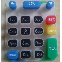 Buy cheap China Professional Laser Etched Rubber Keypad Manufacturer from wholesalers
