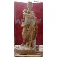 Buy cheap Carved Antique Marble Sculpture Carving Stone Statue for Garden Decoration (SY-X1165) from wholesalers