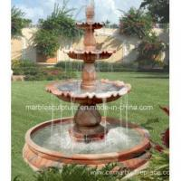 Buy cheap Three Tier Home Garden Marble Water Fountain for Sale (SY-F105) from wholesalers