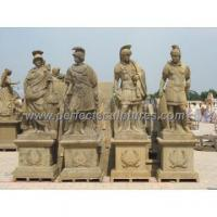 Buy cheap Carving Stone Marble Sculpture for Antique Garden Stone Statue (SY-X1702) from wholesalers