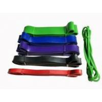 Buy cheap 208*6.4*0.45cm Fitness resistance bands loop resistance bands with low price from wholesalers