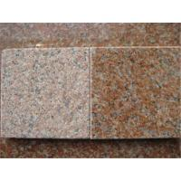 Buy cheap Cheap Shandong Shidao Red Granite Wall Cladding Outside Granite Wall Stone Design from wholesalers