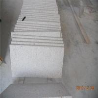 Buy cheap Bullnosed Granite Palisade Stone Yellow G682 Granite Curbe Stone from wholesalers