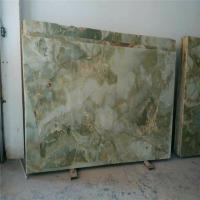 Buy cheap Chinese Natural Cheap Price Green Marble Stone Slab and Tiles from wholesalers